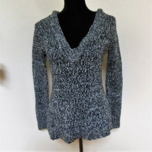American Rag Chunky knit Hooded Sweater Small